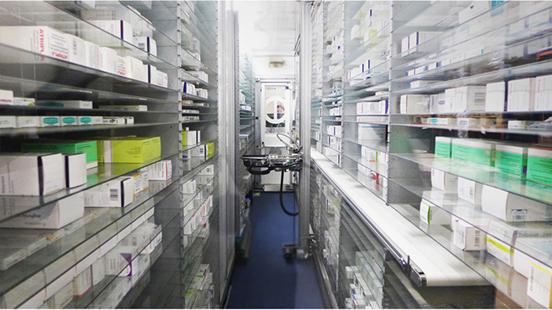 El Servei de Farmàcia de Vall d'Hebron dona suport a l'activitat assistencial i té com a objectiu principal l'ús segur i eficient dels medicaments